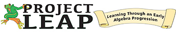 Project LEAP Logo