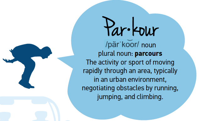 def of parkour