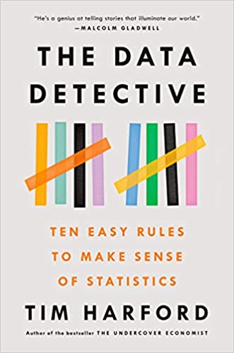 Special Summer 2021 Edition: Book Review of The Data Detective