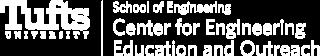 Tufts Logo - White