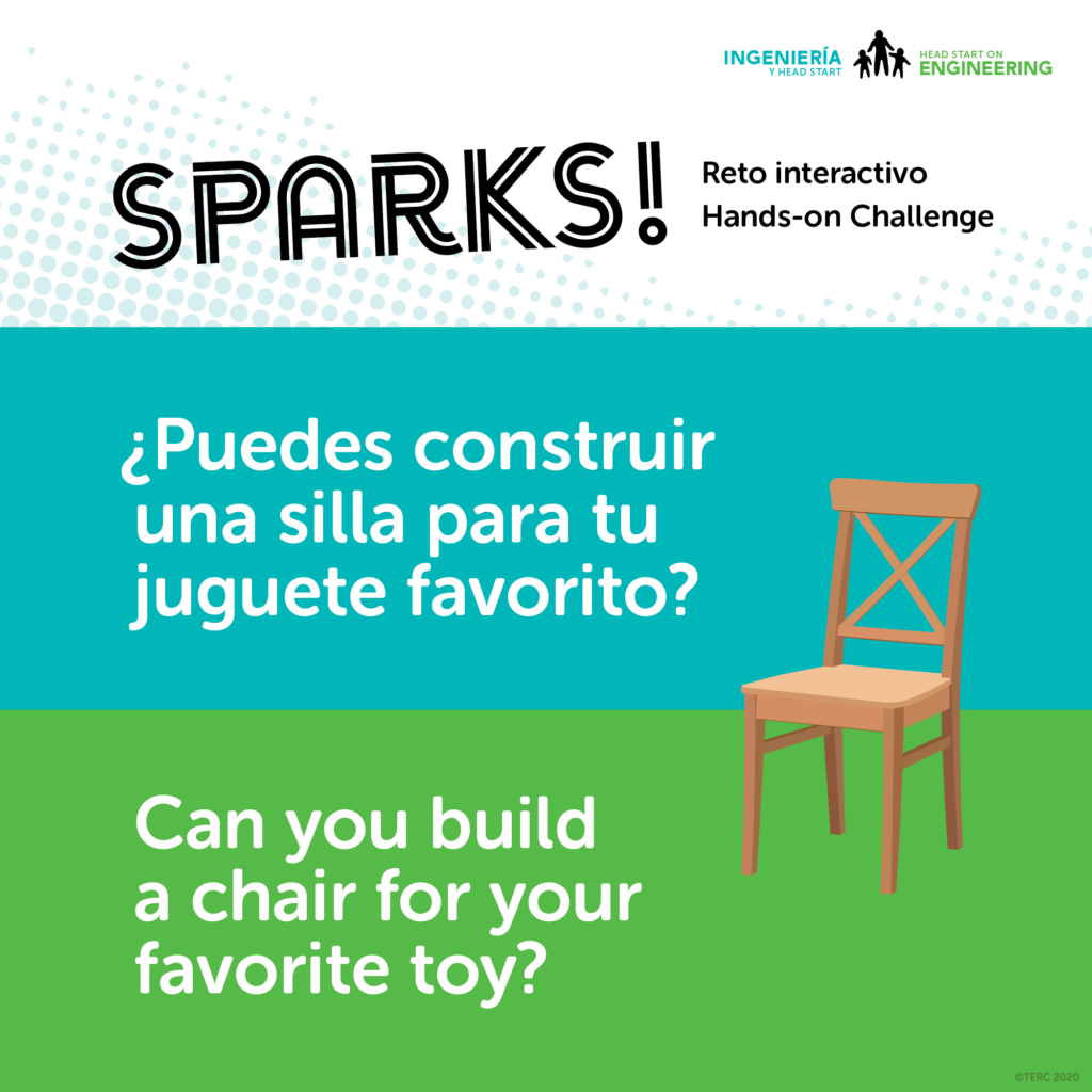Build a Chair Challenge Image