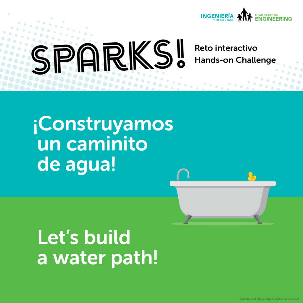 Build a Water Path Challenge Image