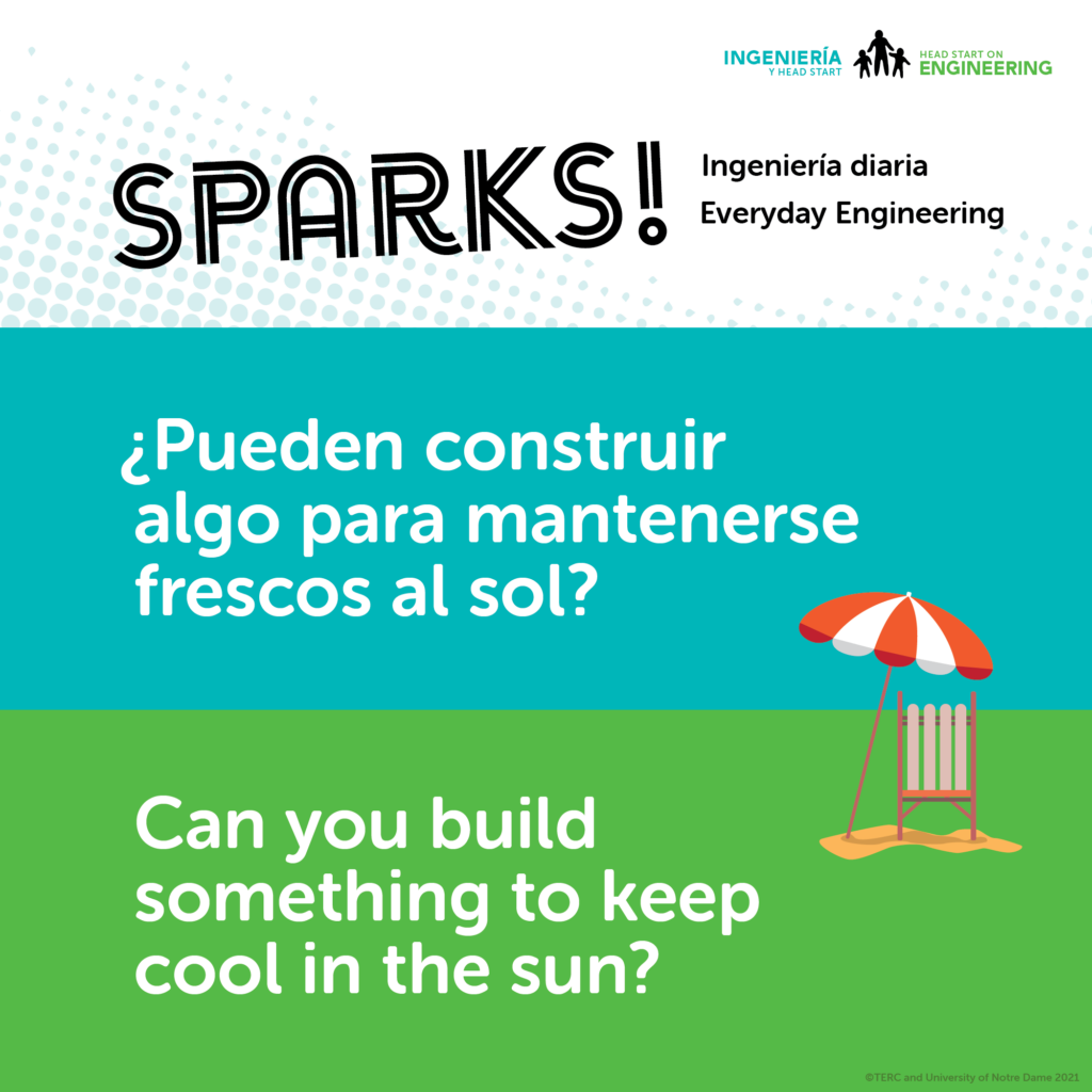 Build Something to Keep Cool in the Sun Challenge Image