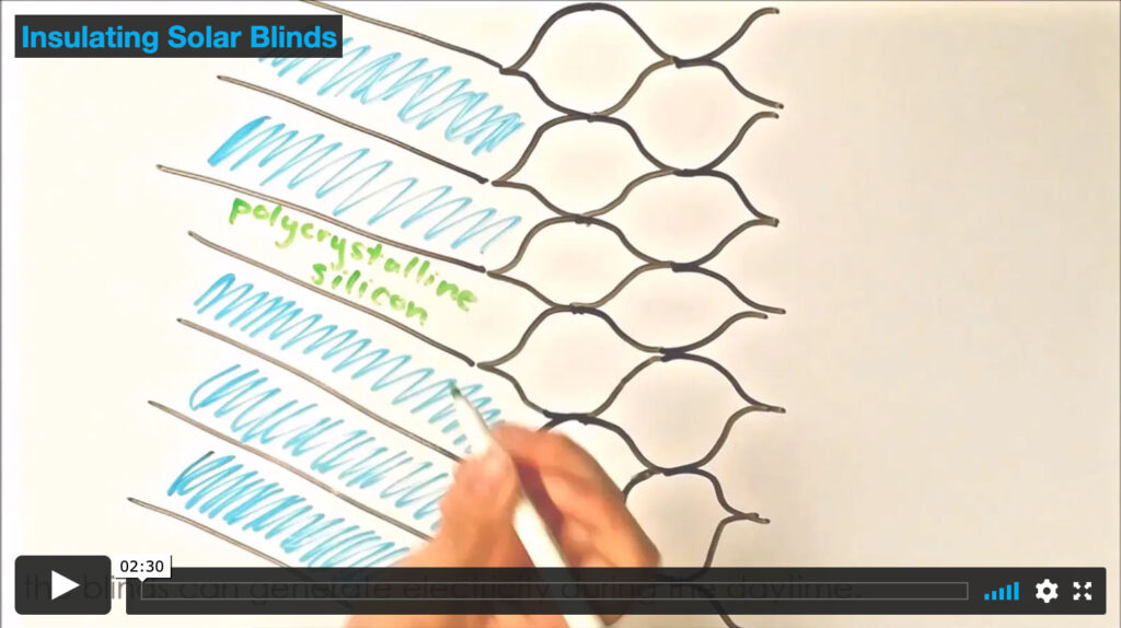 Solar Blinds Video