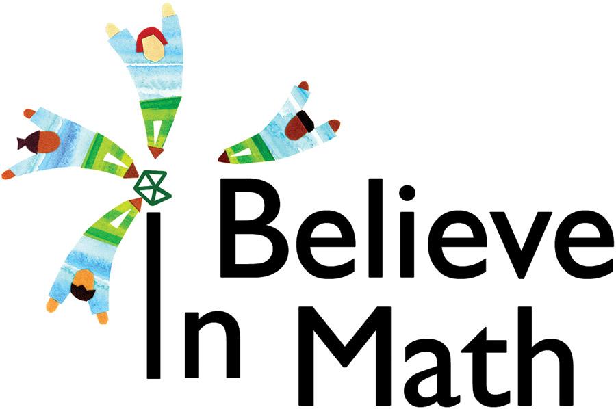 I believe in math