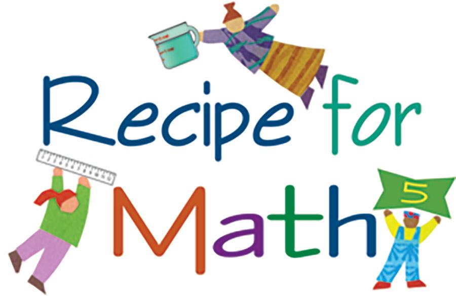 Recipe for Math