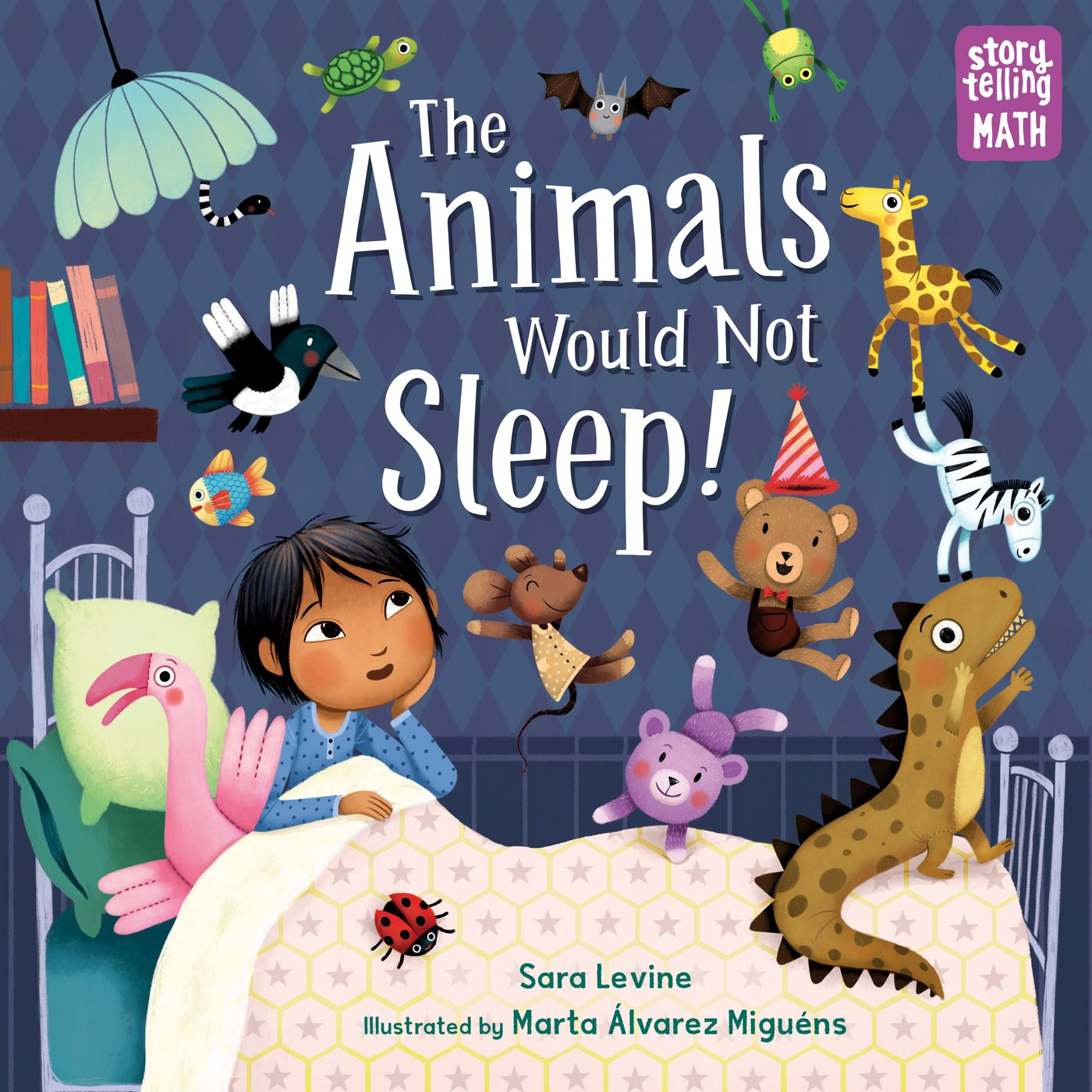 animals would not sleep cover