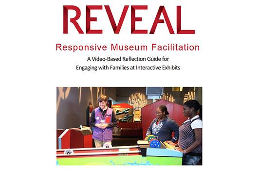 REVEAL Responsive Museum Facilitation Guide Cover