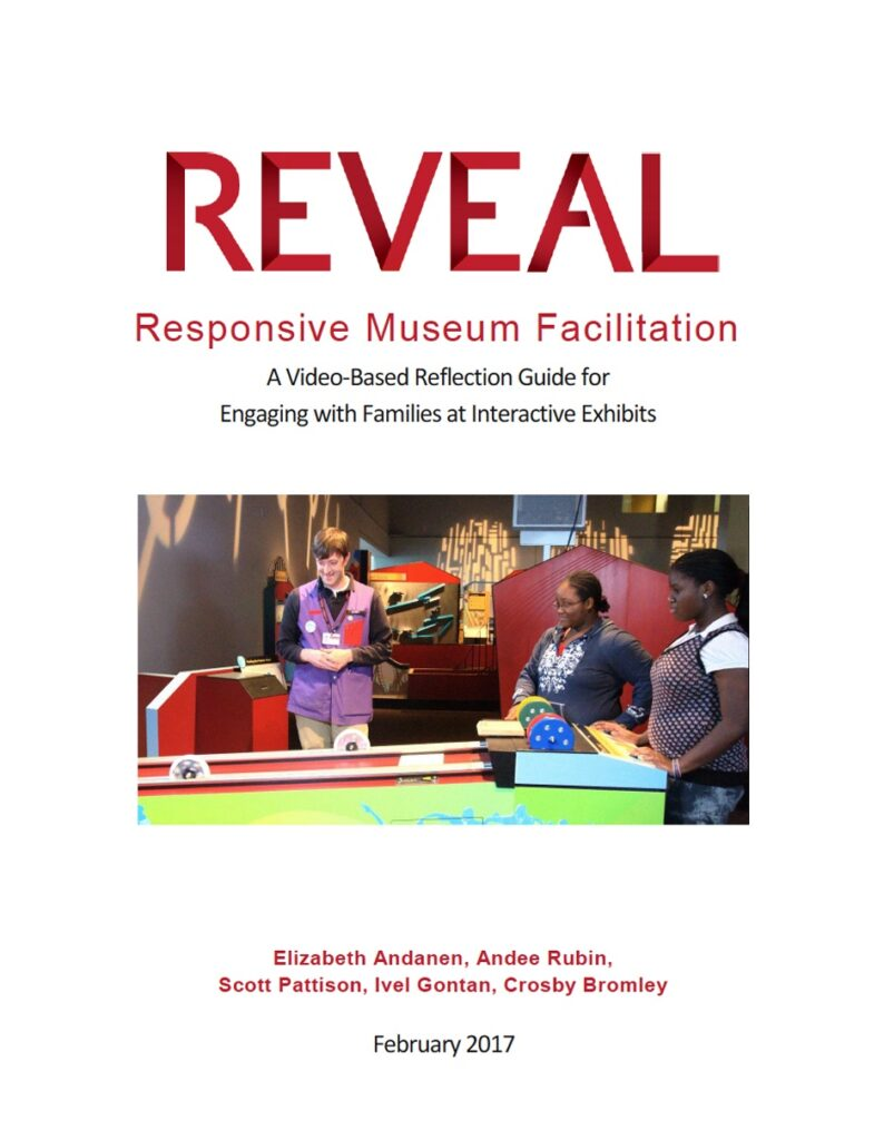 Reveal Guide Cover