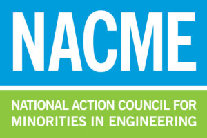National Action Council for Minorities in Engineering (NACME) logo