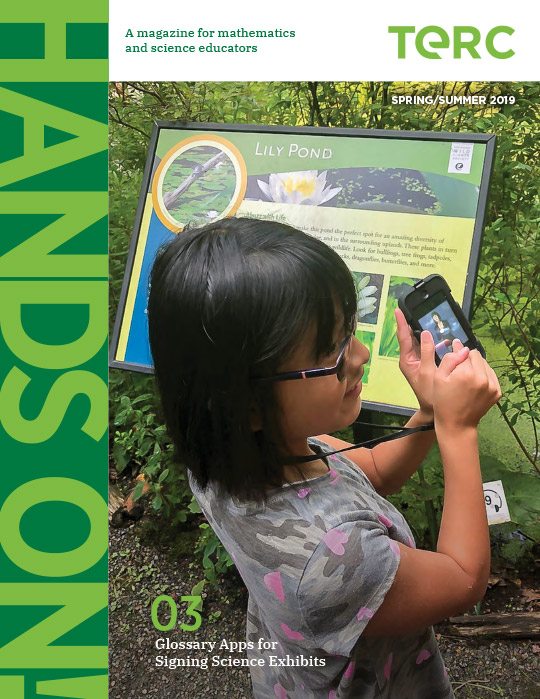 Hands On! Magazine: Spring 2019