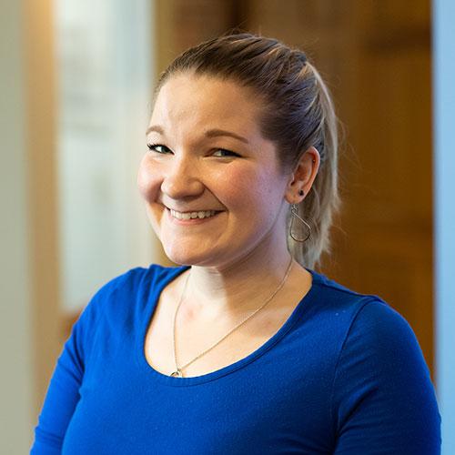 Katie  Stokinger