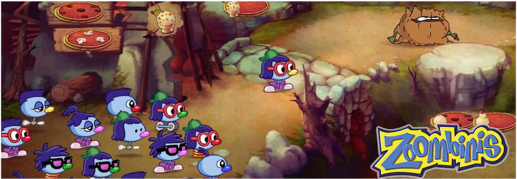 Launch of <i>Zoombinis</i>
