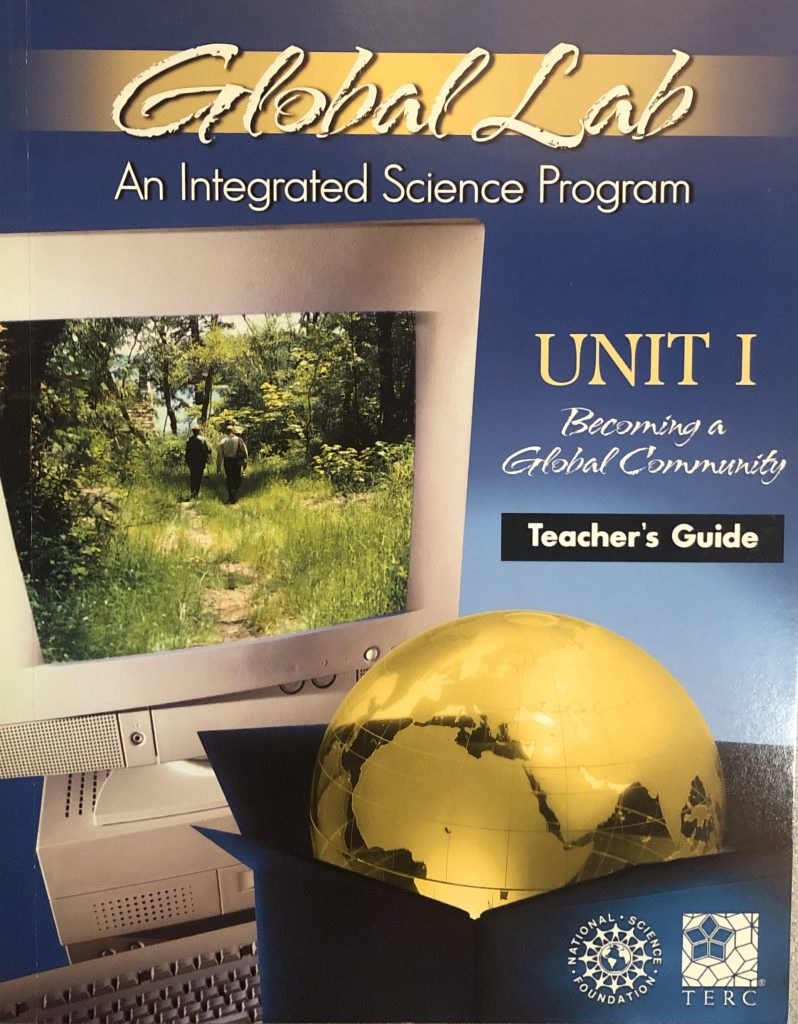 Global Lab Curriculum Published by Kendall/Hunt