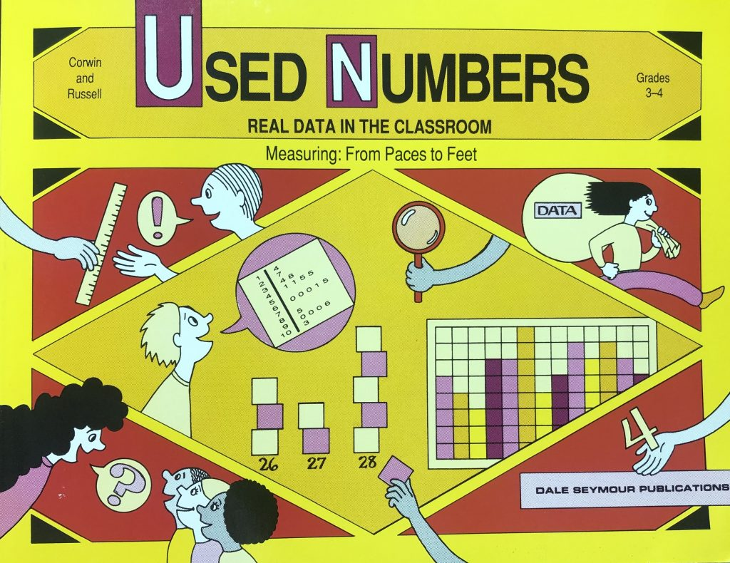 <i>Used Numbers</i> published