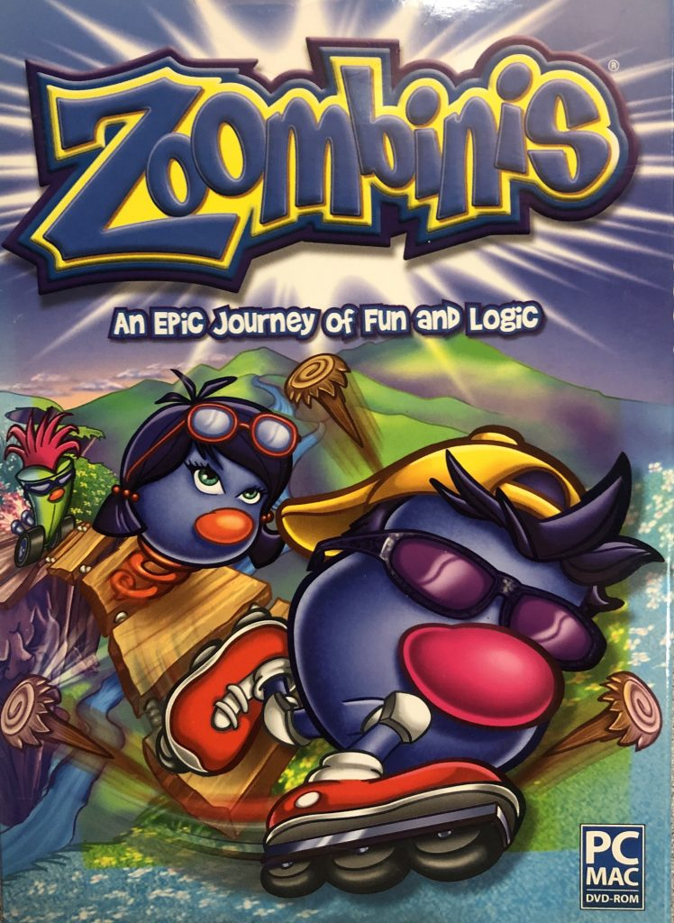 <i>Zoombinis</i> Relaunch