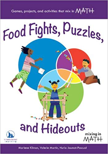 <i>Mixing in Math – Food Fights, Puzzles, and Hideouts</i> Published