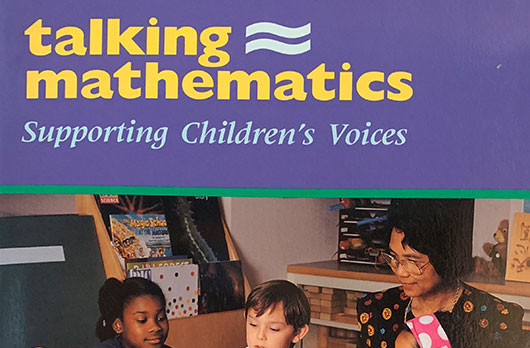 Talking Mathematics: Supporting Children's Voices
