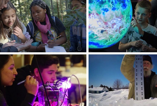 TERC announces the launch of the STEM for All Multiplex, funded by the National Science Foundation.