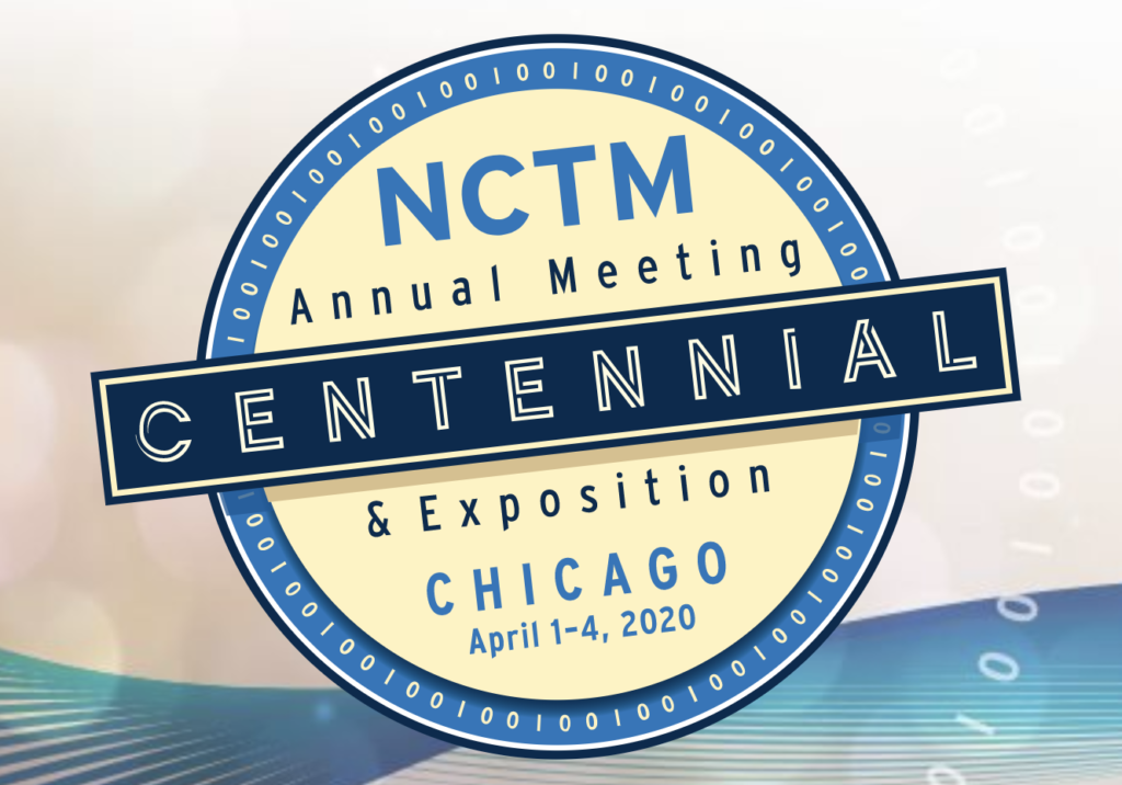 NCTM logo