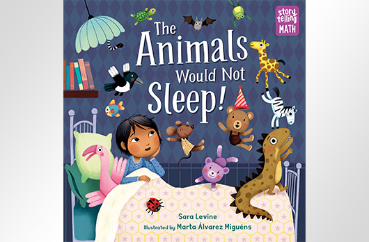 Congratulations to LIA AND LUIS and THE ANIMALS WOULD NOT SLEEP, winners of the 2021 Mathical Awards!