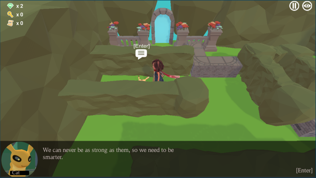 Image from Mays Journey Game