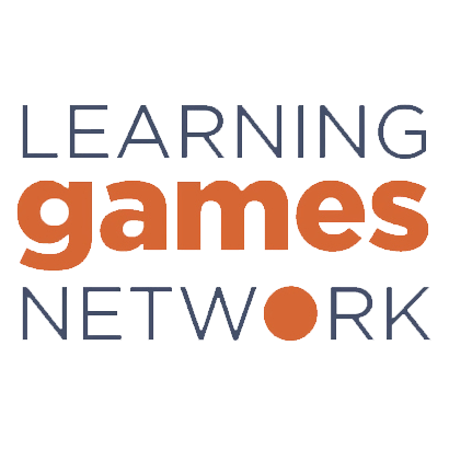 Learning Games Network Logo