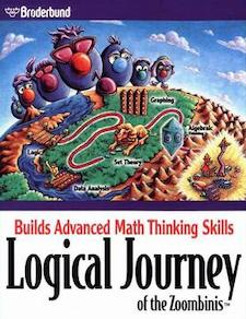 Old Cover of Zoombinis