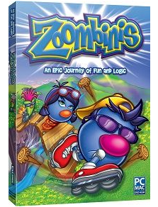 Current Zoombinis Cover