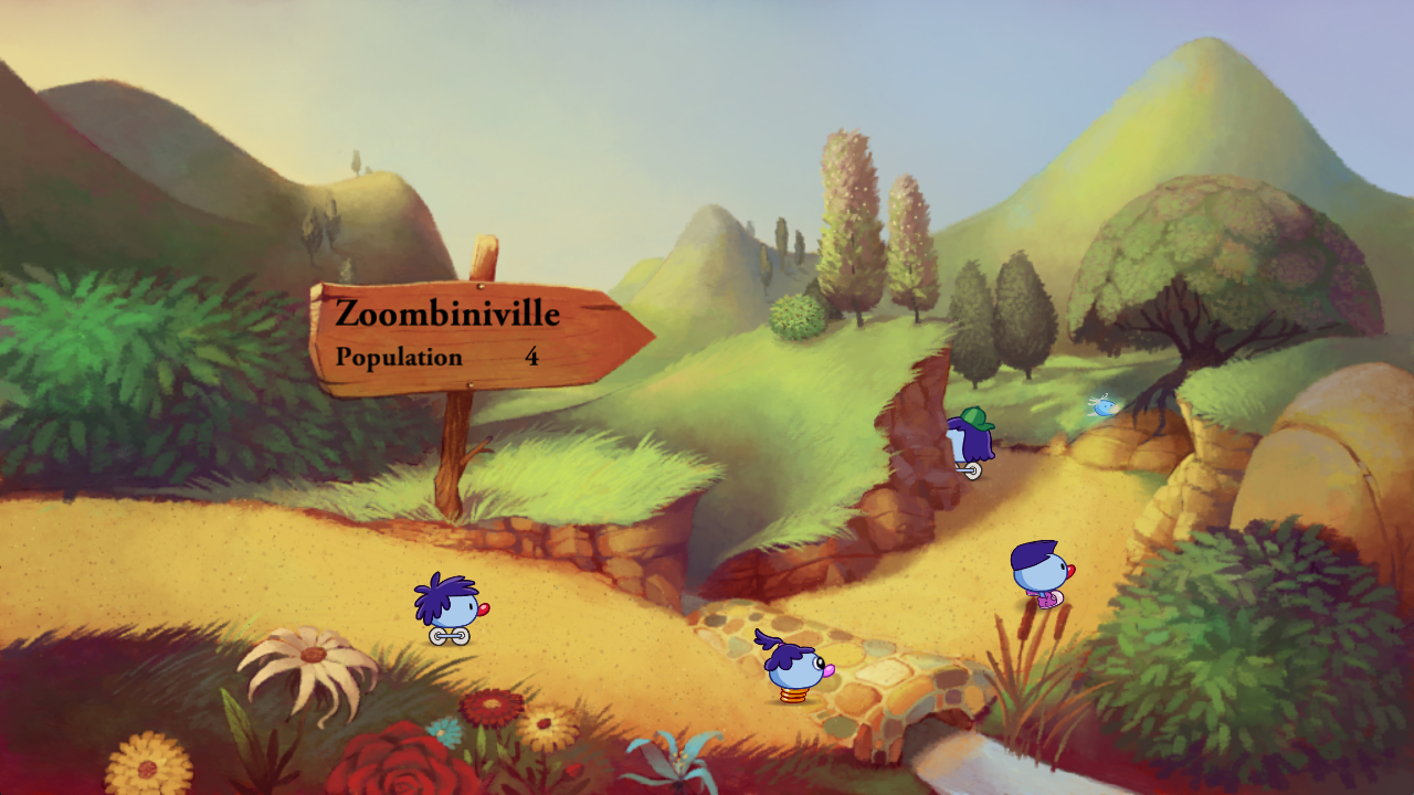 Road to Zoombiniville Image